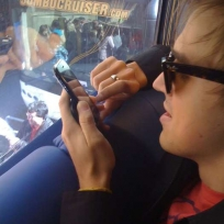 Tom Fletcher from McFly tweeting ?  April 2013