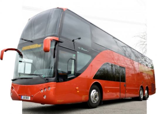 Coach for sale at £187,000